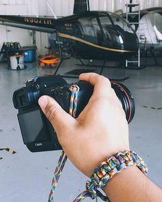 Stay strapped when you fly  @anthelion.helicopters (Autism awareness single strap with D-ring slider) WWW.STRAPSBYELROOBS.COM #strapsbyelroobs #teamcanon