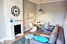 Spatiu de 38 mp amenajat ca un apartament de 2 camere- Inspiratie in amenajarea casei - www.povesteacasei.ro