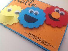 """Stempelmädels: Geburtstagskarte """"Muppetshow"""""""