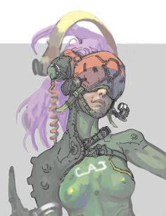 ArtStation - Brain Dump, Manuel Augusto Dischinger... - sekigan