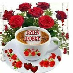 Dla każdego: DZIEŃ DOBRY Tea Cups, Happy Birthday, Tableware, Amelia, Beautiful Things, Facebook, Night, Pictures, Photography
