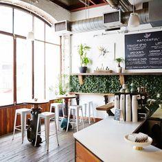 Matchaful cafe Brooklyn New york