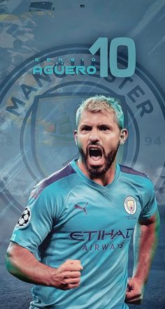 Manchester City Wallpaper, Zen, Kun Aguero, Football Wallpaper, Football Players, Wallpapers, Album, Stars, Mens Tops