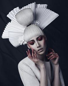 Photographer: Xi Sinsong Hair: Shinya Nakagawa Makeup: Misha Shahzada Art Director/Stylist: Michael Tucker Model: Soo Joo