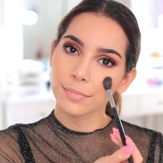 Makeup Looks To Go With Black Dress amid Makeup Looks Moder… - Makeup Tutorial Lipstick Makeup 101, Makeup Guide, Beauty Makeup, Makeup Looks, Eye Makeup, Maybelline Makeup, Labial Maybelline, Kendall Jenner Makeup Tutorial, Full Makeup Tutorial