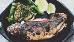 8 Healthy Fish Recipes via @PureWow