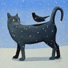 Black Cat's Tale  by Ailsa Black