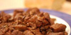 Κυπριακός Ταβάς στο τηγάνι Beef, Food, Meat, Essen, Meals, Yemek, Eten, Steak