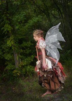 Fairy  Costume For my Goddaughter...