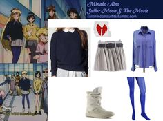Minako Aino  Sailor Moon S: The Movie