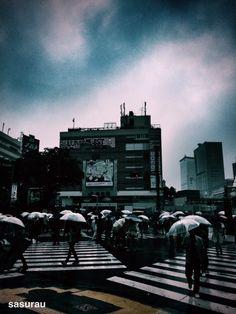 On a rainy day — sasurau