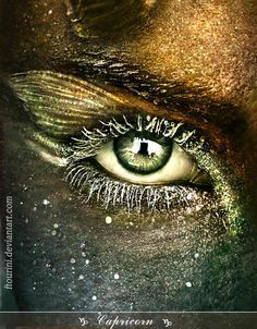 20 Truly Magical Photo Manipulations of Fantasy Eyes
