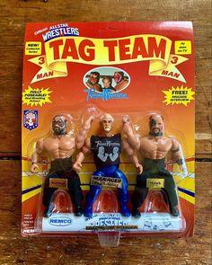 The Road Warriors, Wrestling Superstars, Retro Toys, Old Toys, Techno, Nostalgia, Baseball Cards, History, Animals