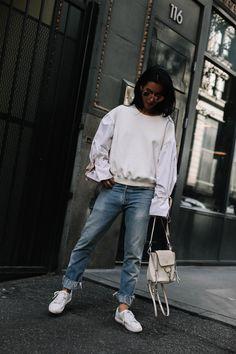 Twist to a Classic Sweater   Tania Sarin