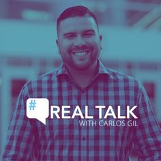 Real Talk Episode 4  Chris 'Kubby' Kubbernus on Gary Vaynerchuk and Snapchat by Carlos Gil