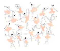 Julia Rothman's Ballet