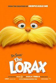 The Lorax, the cuttest monster