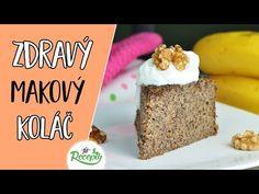 Zdravý, šťavnatý makový koláč bez múky a cukru, ktorý je sladený iba ovocím. Obsahuje zdravé tuky, kopec nutrientov a je ozaj výborný a príjemne vláčny. Makový koláč môžete podá...