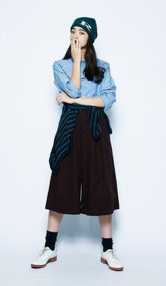 2014.09.17 | 30DAYS COORDINATE | niko and... magazine [ニコ アンド マガジン]