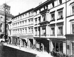 Blankenfelde-Haus 1871 01 - Spandauer Straße –
