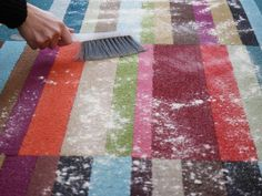 Make all-natural dry carpet cleaner to freshen and deodorize >> http://www.diynetwork.com/how-to/maintenance-and-repair/cleaning/how-to-make-dry-carpet-cleaner?soc=pinterest