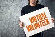 25 Things Virtual Volunteers Can Do