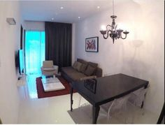 Two bedroom condo for sale in The Sanctuary – Naklua Price decreased from 5 Million THB. Lovely two bedroom condo, small but comfortable, is located in a great beachfront condominium project. Perfect retirement condo or for investment. This beautiful project comes with various swimming...