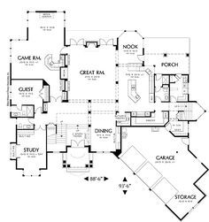 Italian Style House Plans italian style house plans - 5966 square foot home , 2 story, 5
