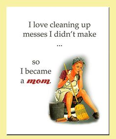 Take a look at this 'I Became a Mom' Print by Betty's Print Shop on #zulily today!