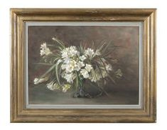 Lot-195 Irish Traditions, Still Life, Oil On Canvas, Im Not Perfect, Auction, British, Painting, Traditional, Art