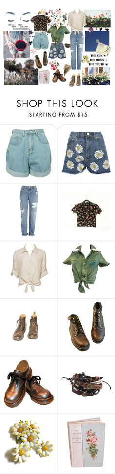 """Life in country is so peaceful"" by angeladesantis ❤ liked on Polyvore featuring WearAll, River Island, Charlotte Russe, Balenciaga, ALDO, Moleskine and country"
