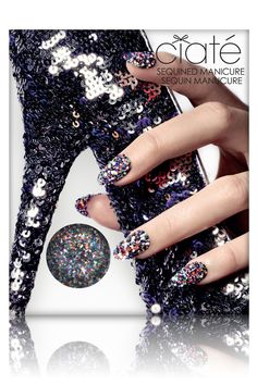 Ciate Launches The Sequined Manicure... it's coming