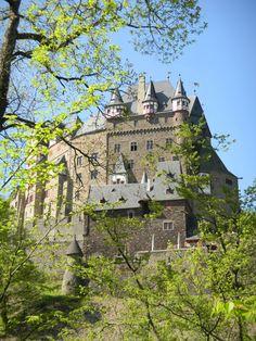 Burg Eltz no Vale do Mosel - Alemanha
