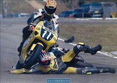 Bike Sport Crash Bike Race Sport Accident