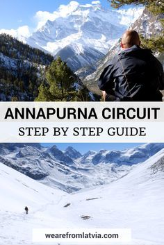 Nepal | Annapurna Circuit Trek Without a Guide: All You Need to Know (Permits, Prices, Budget, Route, ...)