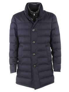 MONCLER Moncler Quilted Coat. #moncler #cloth #coats-jackets