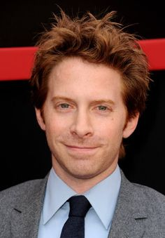 Seth Green at an event for Mars Needs Moms Actors Male, Actors & Actresses, Hot Ginger Men, Ginger Guys, Mars Needs Moms, Biography Film, Seth Green, Buffy Summers, Popular People