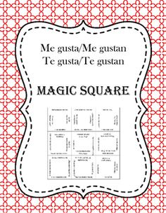 Spanish 1 writing prompt?
