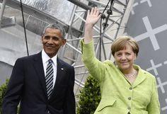 Barack Obama Throws Shade At Donald Trump: 'We Can't Hide Behind The Wall'