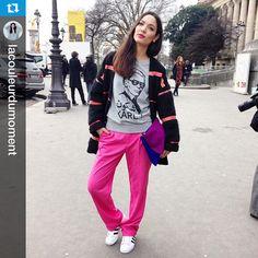 Fashion week #maysabstore #paris