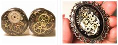 Free Giveaway: 1 Pair Steampunk Plugs or Steampunk Pendant   Enter Here: http://www.giveawaytab.com/mob.php?pageid=566903300057129