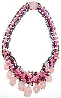Rousselet necklace