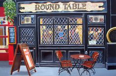 The Round Table has certain advantages over some other nearby pubs. Primarily its often rather less busy than you'd expect for as place so close to Leicester Square and it consequently has the friendly relaxed service of somewhere that doesn't get perpetually mobbed at peak times. Upstairs too (which also doubles as a space for hosting comedy nights), can prove useful if you prefer sitting to standing. location: Leicester Square, London