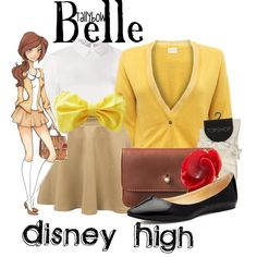 """""""Belle"""" by tallybow on Polyvore"""