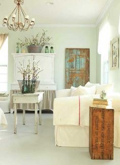 About WHITE SOFAS On Pinterest Slipcovers White Couches And Sofas