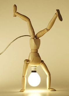 Mannequin Lamp by chicoabrao