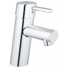 Grohe 34271001 Concetto Single Lever Handle Lavatory Centerset Faucet Polished Chrome-eFaucets.com    $125 approx ?