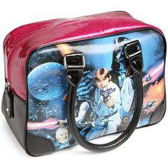 Star Wars Hand Bags - This is more for me than my Husband! :)