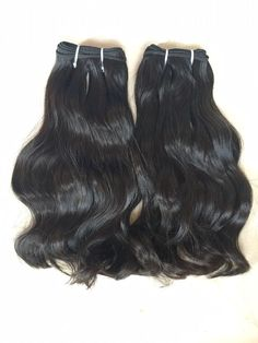 Double Drawn Hair Extensions by HRITIK EXIM, a leading Manufacturer, Supplier, Exporter of Double Drawn Hair Extensions based in Hyderabad, India. Weave Hairstyles, Straight Hairstyles, Cool Hairstyles, Remy Human Hair, Human Hair Extensions, Hair Products Online, Body Wave Hair, Ombre Hair, Lace Front Wigs