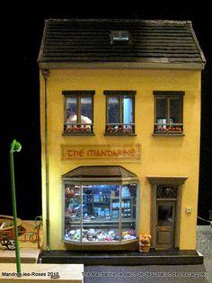 General store .. Thé Mandarine
